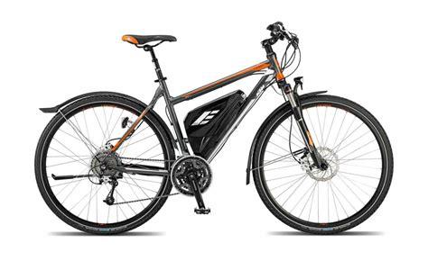Ktm E Bike Ktm Estreet P 2015 Electric Panasonic Hybrid Bike