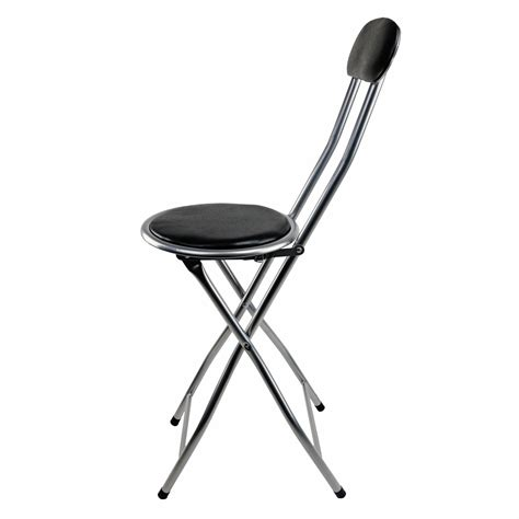 black padded bar stools black padded folding high chair breakfast kitchen bar