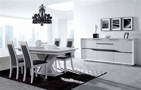 salle a manger complete grise meuble sejour complet maison design wiblia