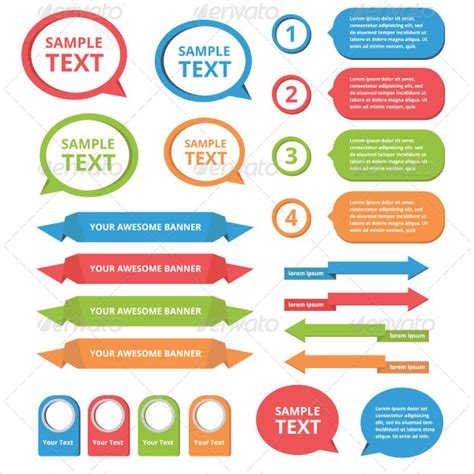templates for text boxes 12 text box templates free psd ai vector eps format