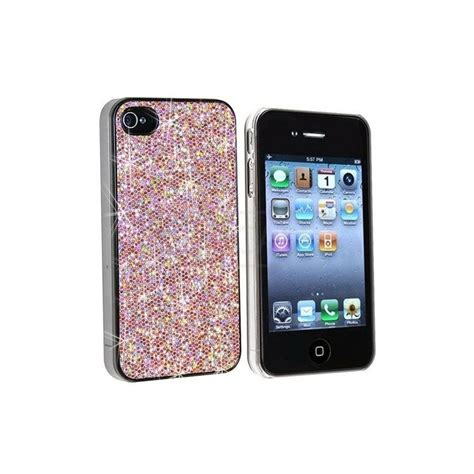 Iphone 4 Iphone 4s coque strass paillettes iphone 4 4s