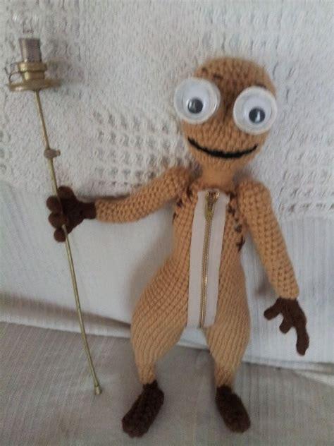9 figures tim burton figure 9 crochet doll 1 ft tim burtons 9