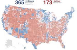 us map 2008 election results 2008 presidential election maps