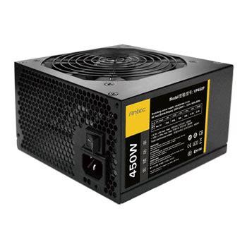 Power Supply Psu Antec Vp Series 500w Vp500p V2 80 antec vp450p 450w power supply ln64966 0 761345 06451 4 scan uk