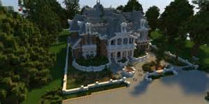 Beach House Exterior Ideas by House Minecraft Building Inc