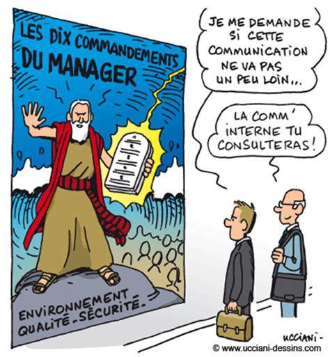 Press Relations By Aceng jm ucciani dessinateurles dix commandements du management