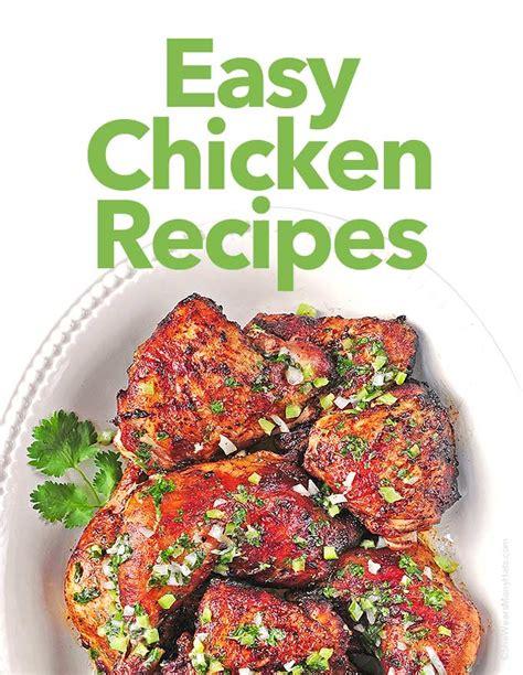 easy chicken recipes easy chicken recipes she wears many hats