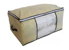 comforter storage bag duvet bedding clothing linnen pillows large storage bag