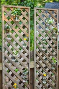 trellis privacy fence ideas 25 best ideas about lattice wall on trellis