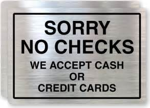 business credit cards no credit check sorry no checks we accept credit card label sku