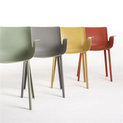 stuhl kartell piuma chair by kartell in the shop