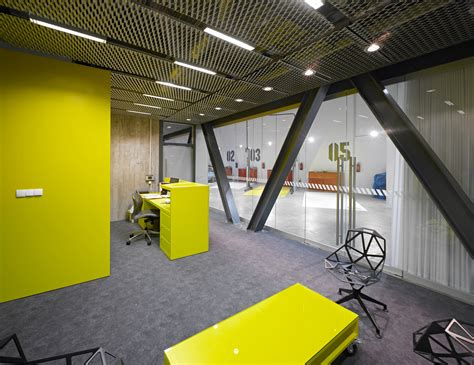 garage office office garage ultra architects archdaily