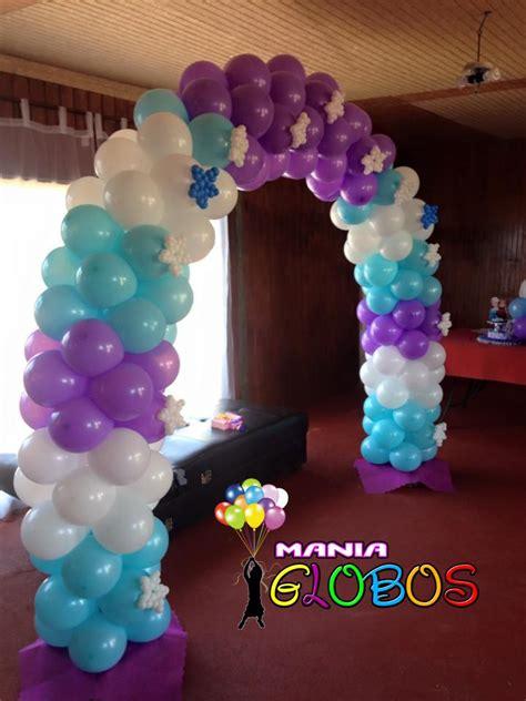 arreglos con globos de frozen m 225 s de 25 ideas incre 237 bles sobre globos de frozen en