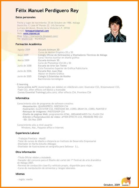 Copy Of Cv by 10 Copy Of A Formal Curriculum Vitae Forklift Resume