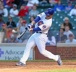 anthony rizzo swing joc pederson our national s pastime