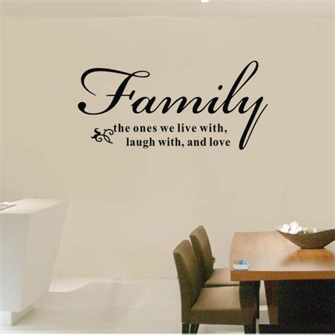 Wall Decal Quotes For Living Room by Shop Popular Wall Decal Quotes For Living Room From China