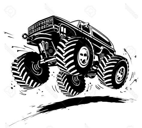 mud truck clip art top cartoon monster truck stock vector offroad images