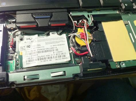 Motherboard Lenovo T43 T43p R52 t43p sata guide beware pictures 56k ers thinkpads forum