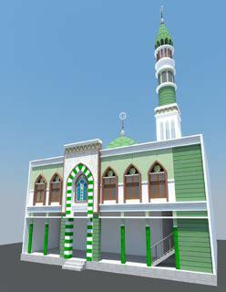 Baru Gambar Masjid Uk Besar Perlengkapan Idul Fitri Hiasan Lebaran masjid albarokah gebyar ramadhan 1432h masjid jami al barokah