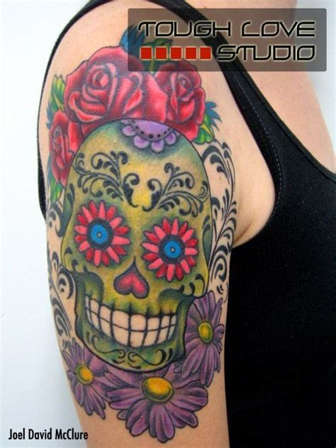 tough tattoo designs 28 best sugar skulls images on sugar skull