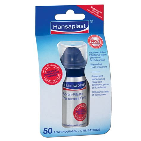 Hansaplast Plaster Transparant hansaplast spr 252 hpflaster transparent atmungsaktiver