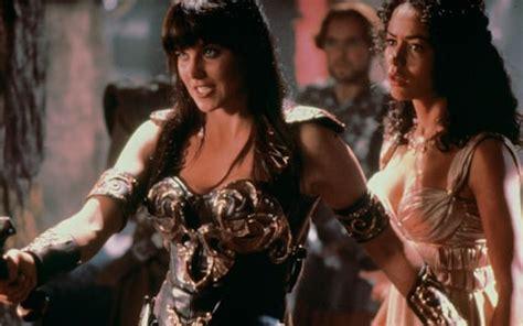 laste ned filmer teen spirit xena lesbian warrior princess is back and she s gayer