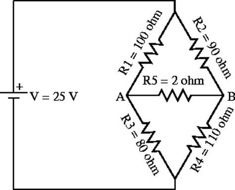 wheatstone bridge null method loop current method