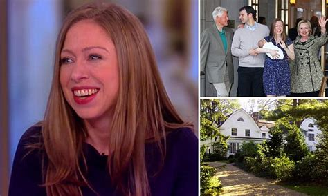 chelsea daily mail chelsea clinton on how mother coped with election defeat