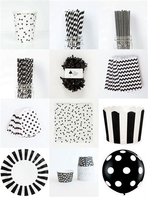 themes black and white birthday themes black and white image inspiration of