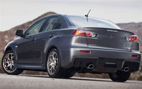 2011 mitsubishi lancer evolution towing capacity specs view manufacturer details