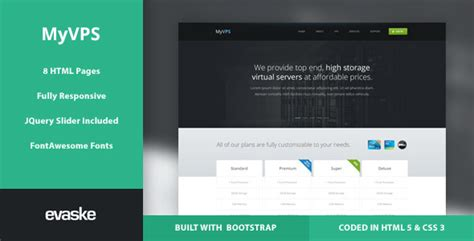 25 responsive technology website templates for 2014