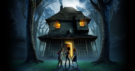 monster house characters wallpaper by liviusquinky on monster house animated hd wallpaper tontenk