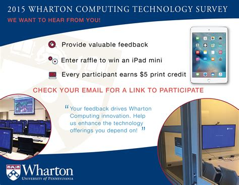 Do Mba Programs Care About Undergrad Research by Do You Feedback For Wharton Computing Student