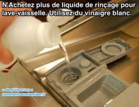 Vinaigre Dans Lave Vaisselle by Vinaigre Blanc Abime Lave Vaisselle Ustensiles De Cuisine