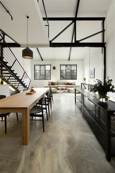 living room warehouse 25 best ideas about polished concrete on pinterest