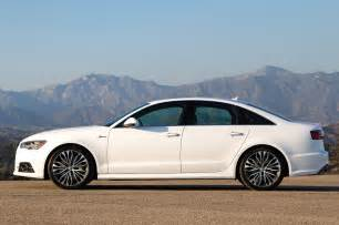 2016 Audi A6 2016 Audi A6 Reviews And Rating Motor Trend