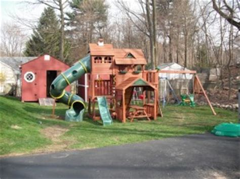 big backyard replacement parts big backyard lexington swingset installation images frompo