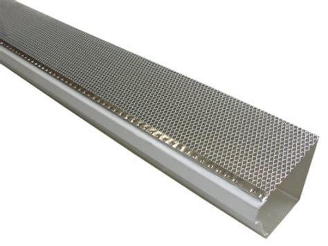 K Style Gutter Guards - our most economical gutter screens