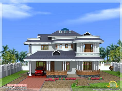kerala home painting models