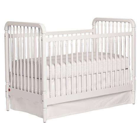 White Spindle Crib by Liberty White Spindle Crib M I N I Liberty