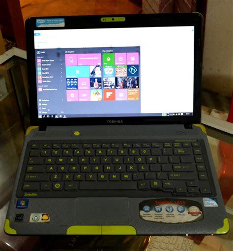 Harga Vga Toshiba Satellite L635 jual toshiba satellite l635 bekas jual beli laptop bekas