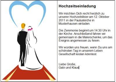 Hochzeitseinladung Vordruck by Vorlage Fr Einladungskarte Zur Hochzeit