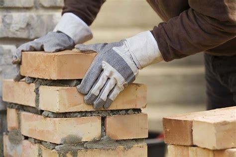 Costruire Un Muro Di Mattoni by Muro Di Mattoni Cemento E Mattoni Costruzione Muri