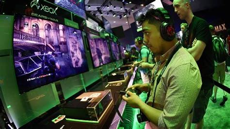 game industry events events for gamers can microsoft unite the gaming industry