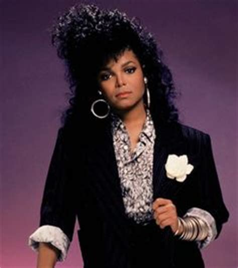 janet jackson long layered hairstyles from the 80 and 90 1000 images about style icon janet jackson on pinterest