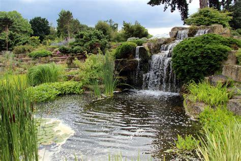 Waterfall Alpine Rock Garden Kew 169 Christine Matthews Alpine Rock Garden