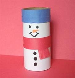 paper christmas crafts feltmagnet