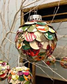 18 paper and cardboard diy christmas decorations world