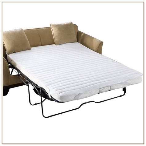sleeper sofa mattress topper
