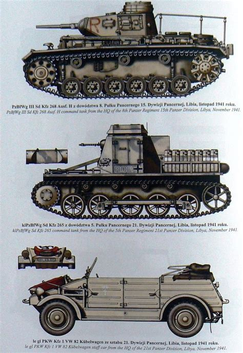 ww2 military vehicles afrika korps fighting vehicles north africa in ww2